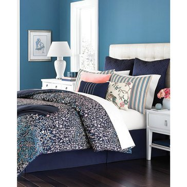 Martha Stewart Collection Cloister 10-Piece Comforter Set - Queen