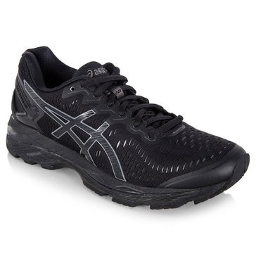 Asics Gel-Kayano 23 Women's Running Shoe Black / Onyx / Carbon