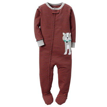 Carter's Baby Boys' Dog Cotton Pajamas