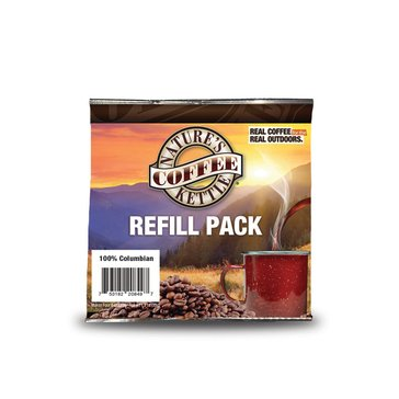 Nature's 100% Colombian Coffee Kettle Refill Pack