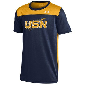 Under Armour Boys' USN Foundation Tech TeeN
