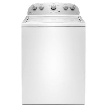 Whirlpool 3.5-Cu.Ft. Top Load Washer, White (WTW4816FW)