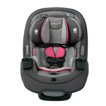Safety 1st Grow & Go Convertible Car Seat, Everest Pink