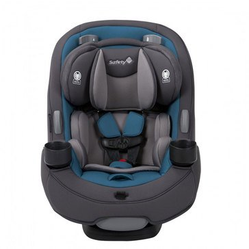 Safety 1st Grow & Go Convertible Car Seat, Blue Coral