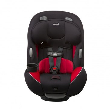 Safety 1st Continuum 3-i-n1 Convertible Car Seat, Chili Pepper