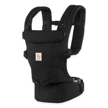 Ergobaby Adapt 3-Position Baby Carrier, Black