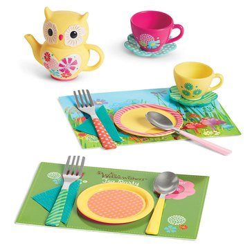 WellieWishers Tea for Two Set