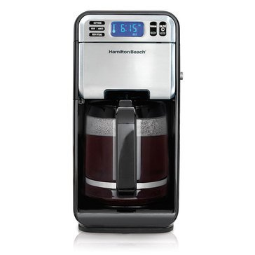 Hamilton Beach 12-Cup Digital Coffee Maker (46201)