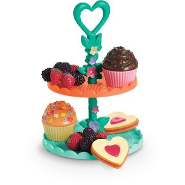 WellieWishers Berry Sweet Snack Stand