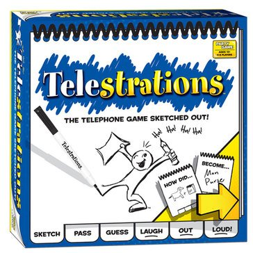 Telestrations The Original Game