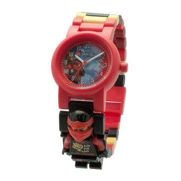 LEGO Ninjago Sky Pirates Kai Minifig Link Watch