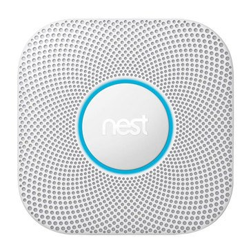Nest Protect Smoke & Carbon Monoxide Alarm - 2nd Generation - White (S3000BWES)