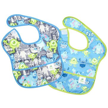 Bumkins SuperBib 2-Pack, Monsters
