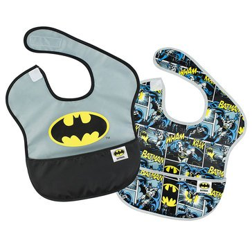 Bumkins SuperBib 2-Pack, Batman