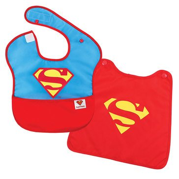 Bumkins SuperBib with Cape, Superman