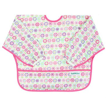 Bumkins Sleeved Bib, Bloom