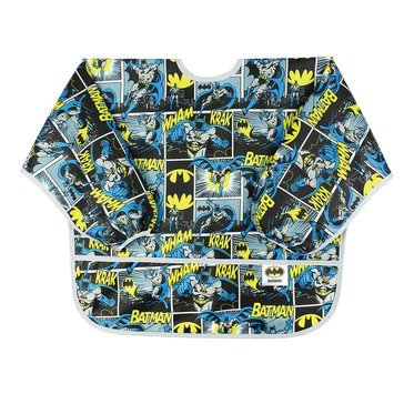 Bumkins Sleeved Bib, Batman Comic