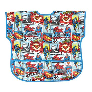 Bumkins Junior Bib, Superman Comic