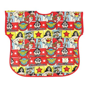 Bumkins Junior Bib, Wonder Woman Comic