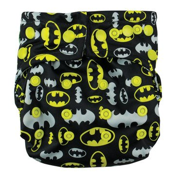 Bumkins Snap-In-One Cloth Diaper, Batman