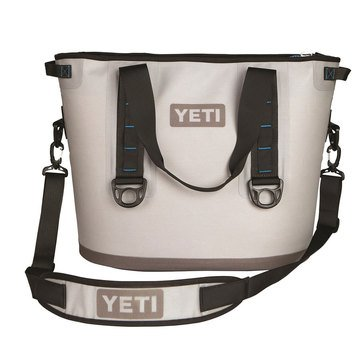 YETI Hopper 30 - Fog Gray / Tahoe Blue