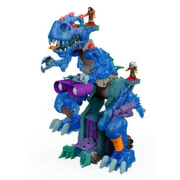 Imaginext Ultra Ice Dino