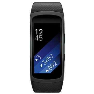 Samsung Gear Fit 2 - Black/Large