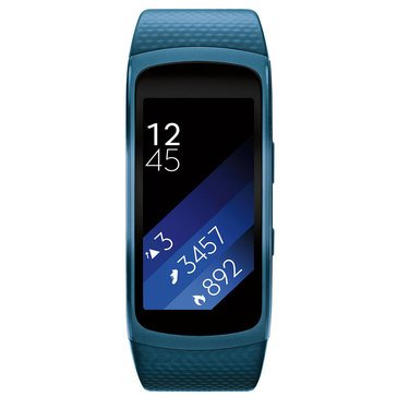 Samsung Gear Fit 2 - Blue/Large