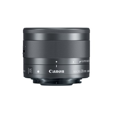 Canon EF-M 28mm f/3.5 Macro IS STM Lens (1362C002)