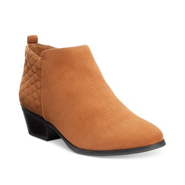 Style & Co Wessley Women's Bootie Brown