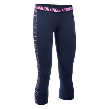Under Armour Women's Favorite Capri Graphic