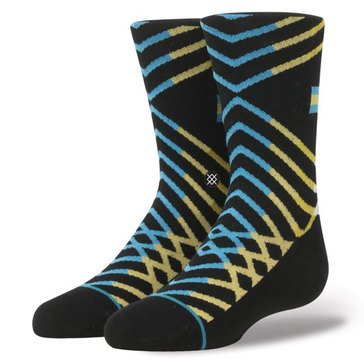 Stance Little Boys' Spectro Socks, Size 2.5-5