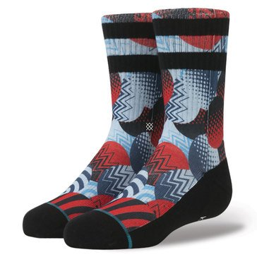 Stance Little Boys' Moray Socks, Size 2.5-5