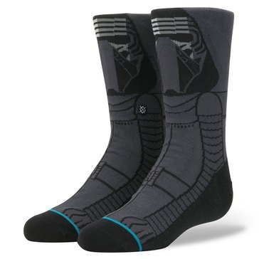 Stance Little Boys' Star Wars Kylo Ren Socks, Size 2.5-5