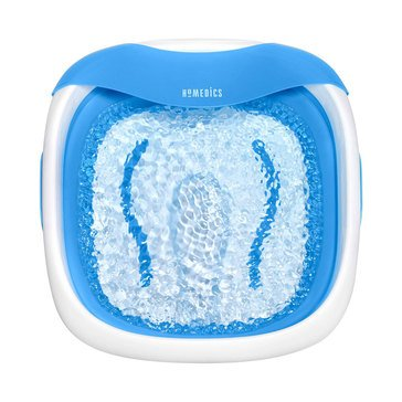Homedics Collapsible Foot Spa With Heat