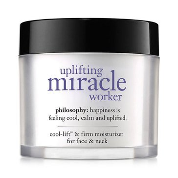 Philosophy Uplifting Miracle Worker Face Moisturizer 2oz