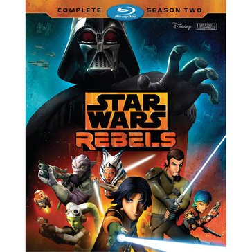Star Wars: Rebels Second Season BD/DVD