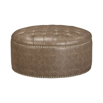 Signature Design by Ashley Wilcot Oversized Ottoman