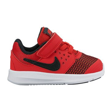 Nike Downshifter 7 Boys' Running Shoe University Red/ Black