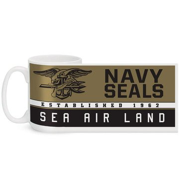 Navy Seal Team El Grande Mug