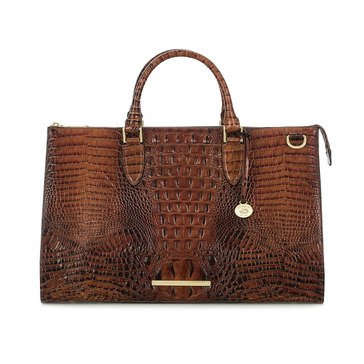 Brahmin Anywhere Weekender Pecan Melbourne
