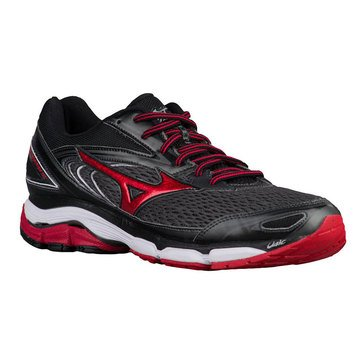 Mizuno Wave Inspire 13 Men's Running Shoe Dark Shadow/ Chinese Red/ Black