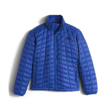 The North Face Big Boys' Thermoball Full Zip Jacket, Honor Blue