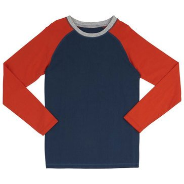 French Toast Raglan Top