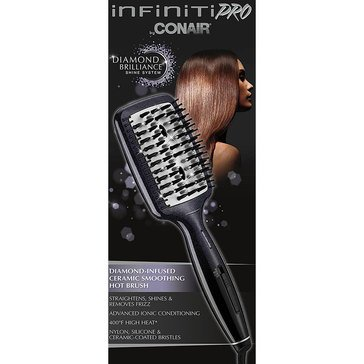Conair Diamond-Infused Ceramic Smoothing Hot Brush (BC7R2)