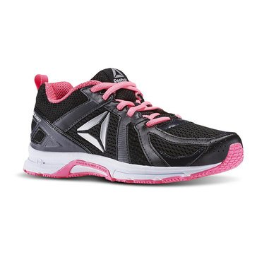 Reebok Reebok Runner Women's Running Shoe Coal/  Black/  Poison Pink/  White/  Silver