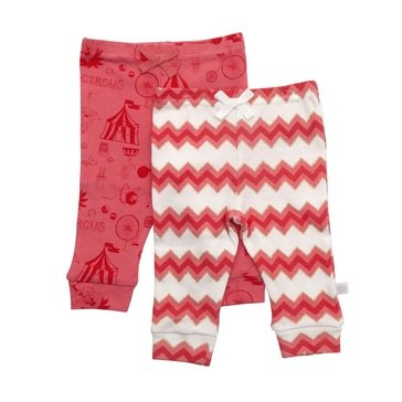 Rosie Pope Baby Girls' 2-Pack Pant Set