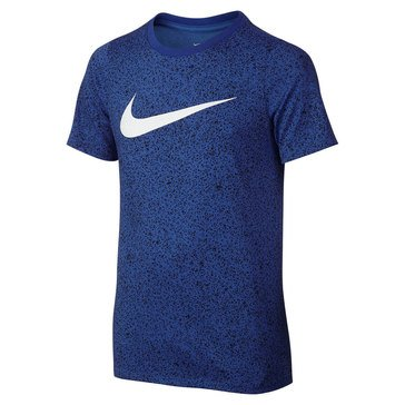 Nike Big Boys' Blacktop Tee