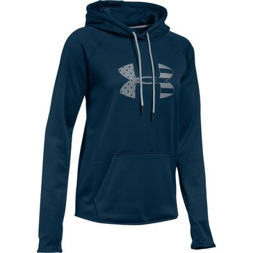 Under Armour Women's Tonal BFL Academy Blue Hoodie