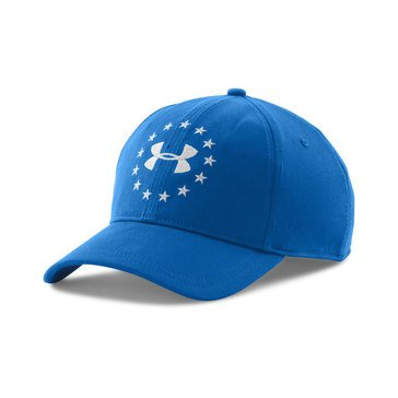 Under Armour Freedom Snapback Super Blue Cap